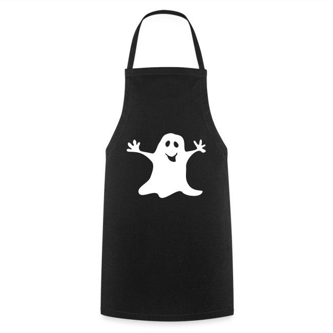 Gespenst einfarbig Halloween T-shirt