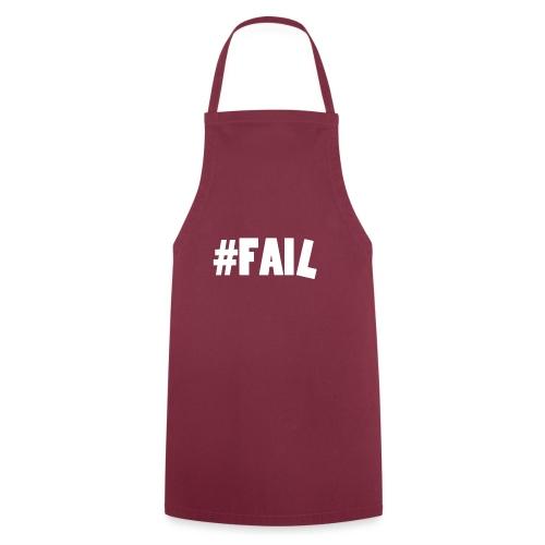 FAIL / White - Tablier de cuisine