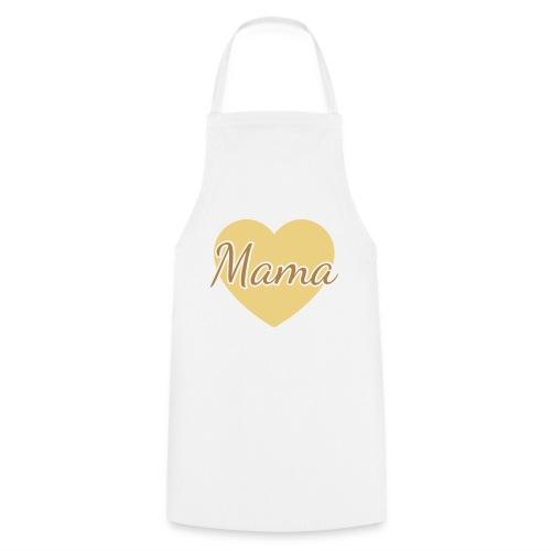 mama herz 01 - Kochschürze
