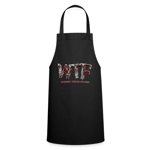 WTF (when time flies) - Cooking Apron