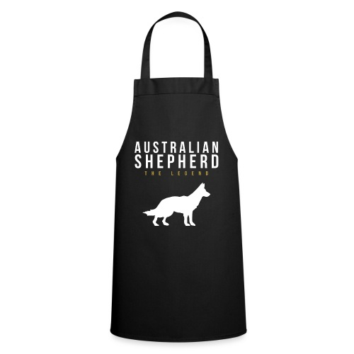 Australian Shepherd Legendär Dog Hund - Kochschürze