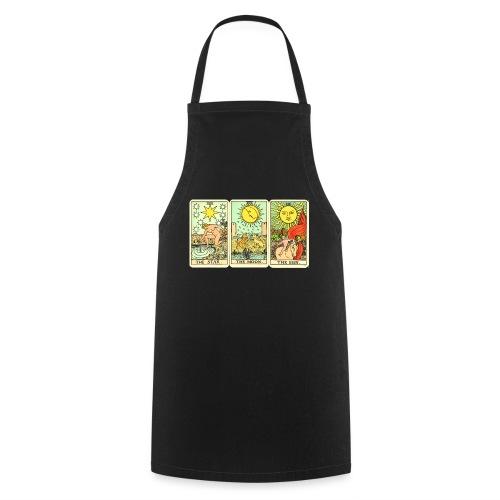 STAR MOON SUN - Delantal de cocina