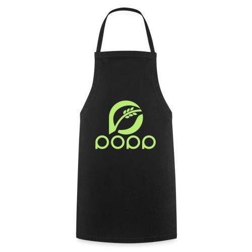 popp_logo_gruen - Kochschürze