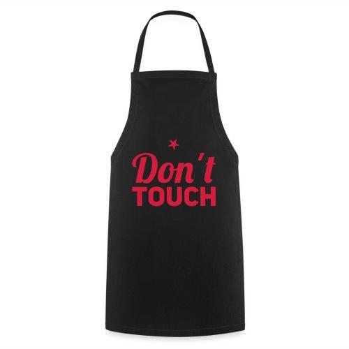 Don´t touch - Kochschürze