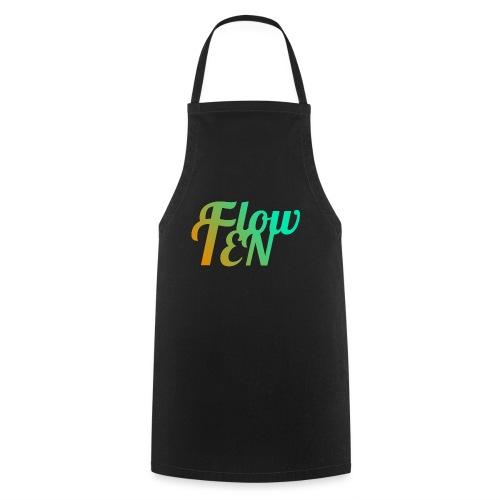 FlowTen Men's T-Shirt Beach Edition - Cooking Apron
