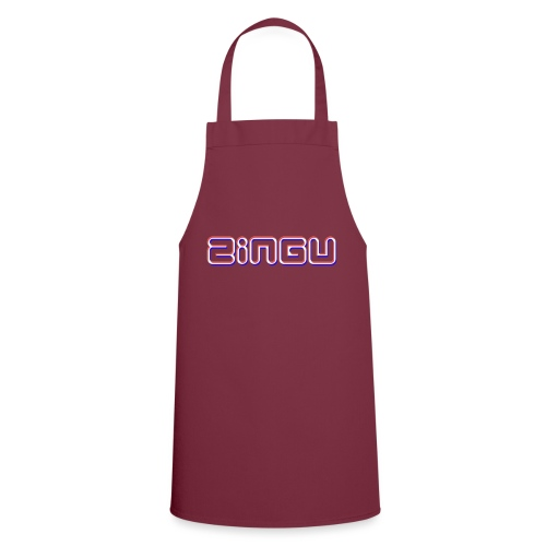 Mens T-Shirt ( Zingu Logo ) - Cooking Apron