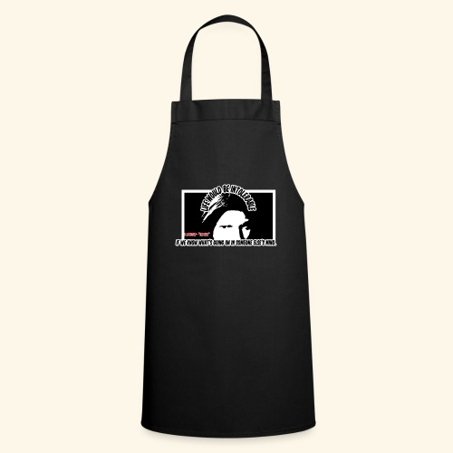 Spector Quote - Cooking Apron