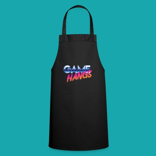 GameHangs Snapback - Cooking Apron