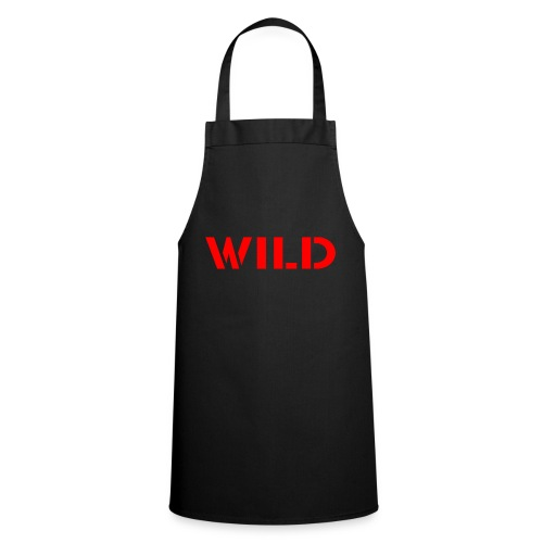 RED WILD Sweatshirt - Tablier de cuisine