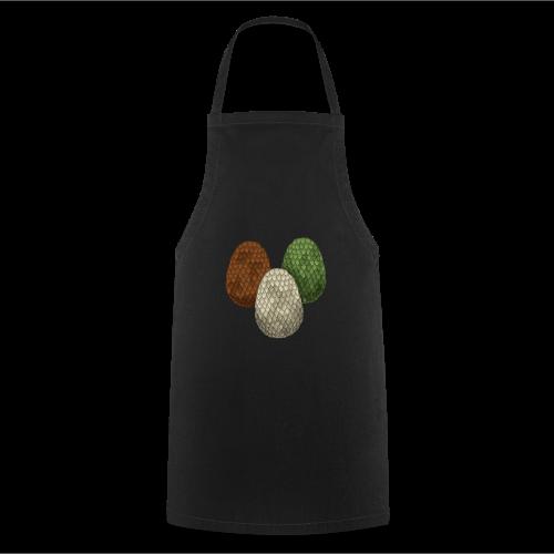 Dragon eggs - Delantal de cocina