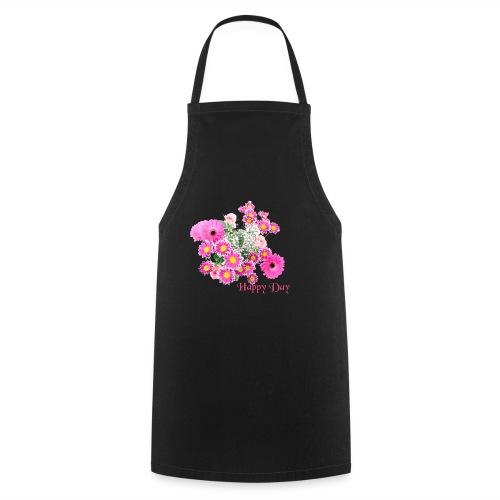 Happy Day Blumen - Kochschürze