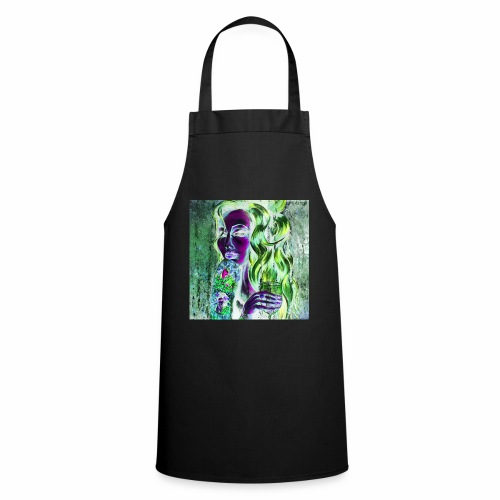 Fly Free Song Bird The Dark Side 3 - Cooking Apron