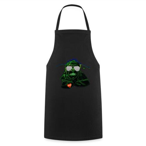 Hulk Marv Stan Lee Comic - Kochschürze