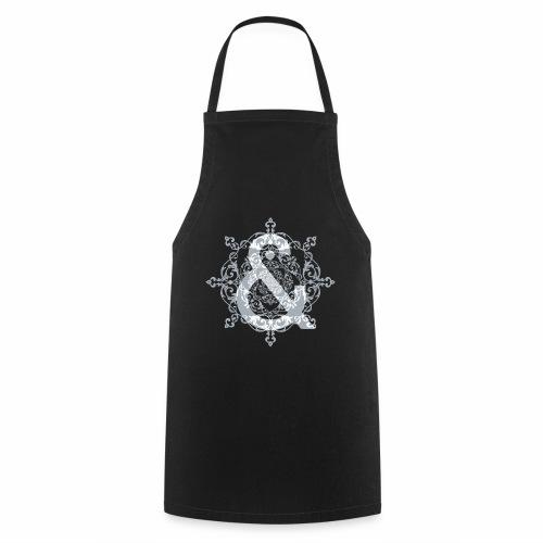 Escudo dark grey & ... - Delantal de cocina