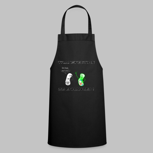 Transfected cells - Cooking Apron