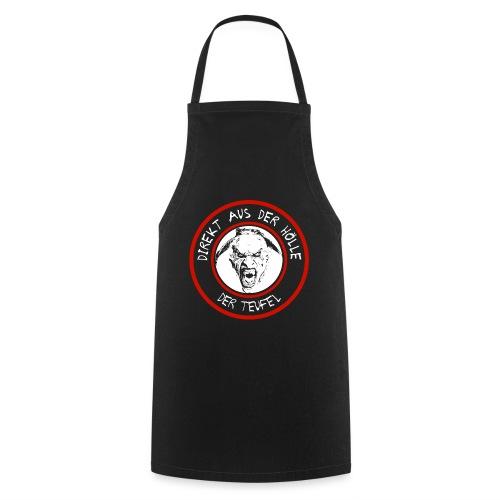 Teufel Hölle Shirt Geschenk - Kochschürze