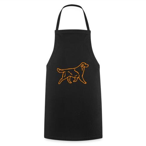 Montefenaro 875 T-Shirt donna manica corta - Grembiule da cucina
