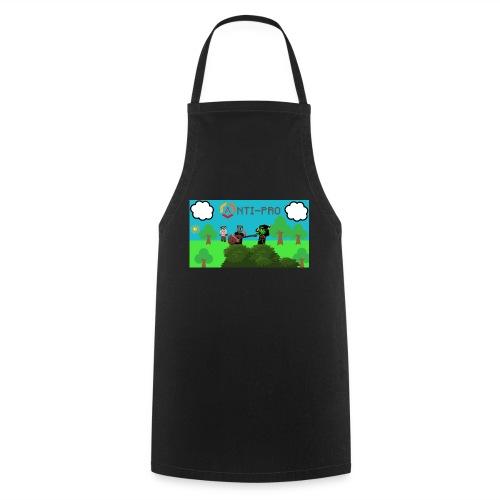 Maglietta Immagine Mario Anti-Pro - Grembiule da cucina