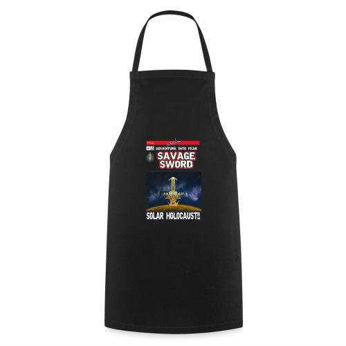 180813 Savage Sword Comic Lajarin Dream - Delantal de cocina