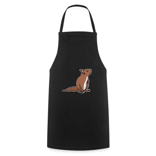 Eichhörnchen, Nagetier, Tier, süß, Geschenkidee - Kochschürze