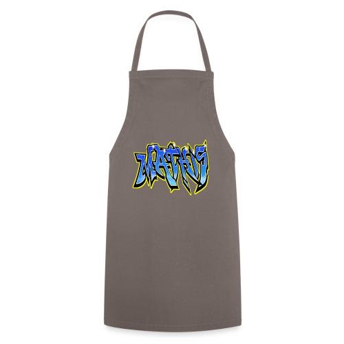 Graffiti Mathis - Tablier de cuisine