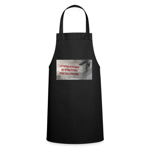 Nothing to Fear - Cooking Apron