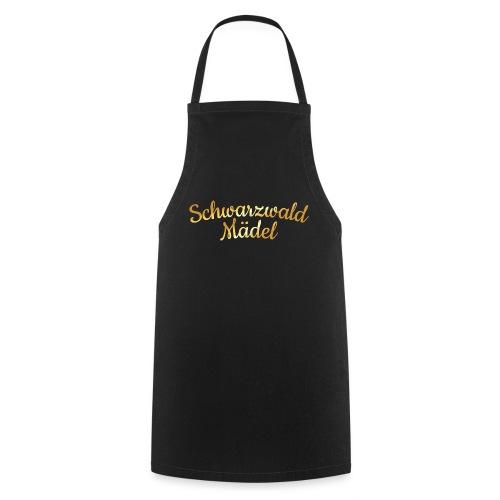 Schwarzwald Mädel (Goldgelb) - Kochschürze