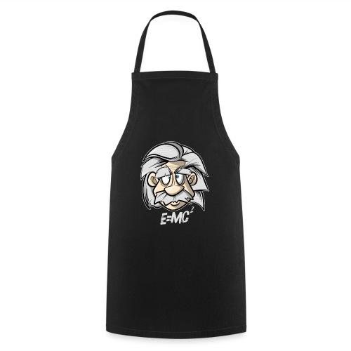 Albert Einstein E=MC2 - Kochschürze