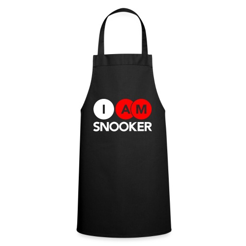 I AM SNOOKER - Cooking Apron