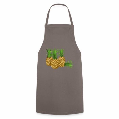 Ananas - Kochschürze