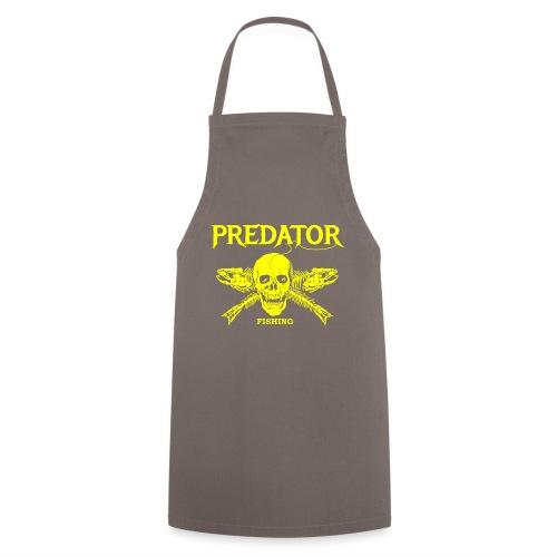 Predator fishing yellow - Kochschürze