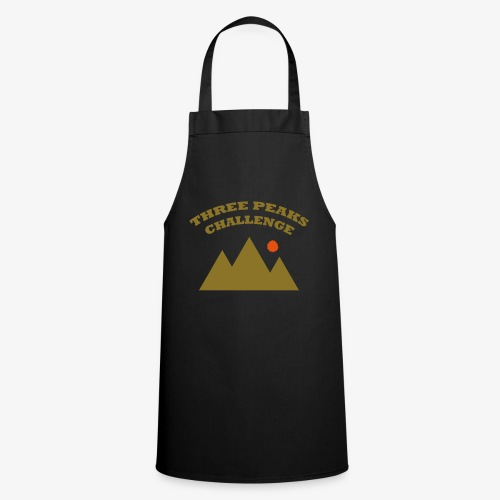 Three Peaks Challenge - Cooking Apron