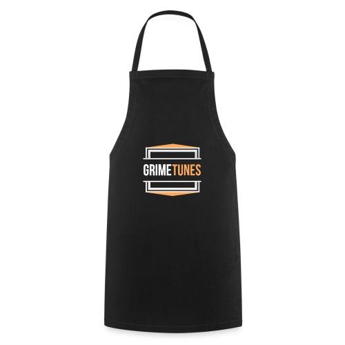 Grime Tunes T-Shirt Design - Cooking Apron