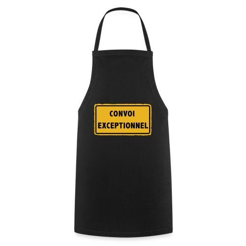 Convoi Exceptionnel - Kochschürze
