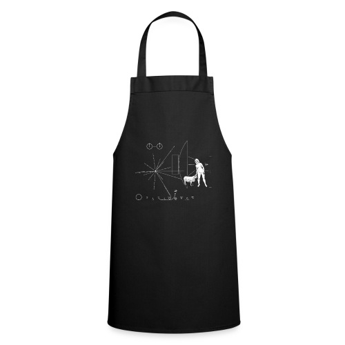 Plate Pioneer Sheep - Cooking Apron