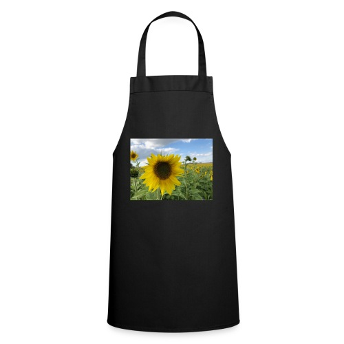 Sonnenblume - Förkläde