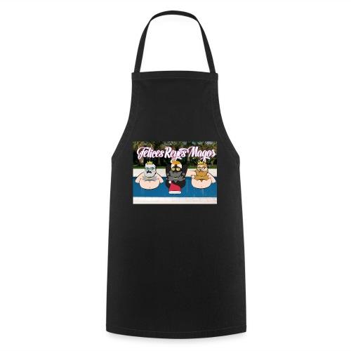 Felices Reyes Magos - Delantal de cocina