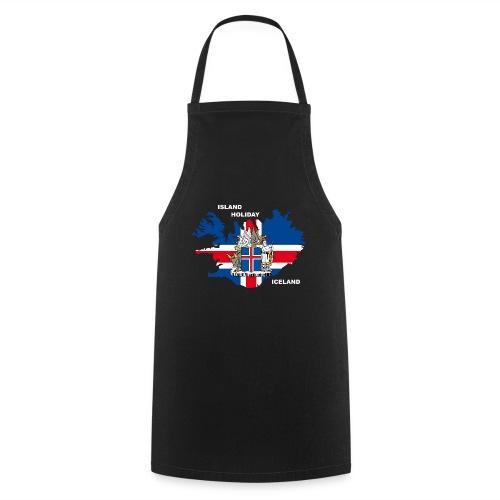 Island Iceland Holiday Urlaub - Kochschürze