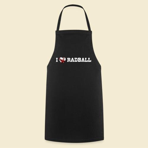 Radball | I Love Radball - Kochschürze