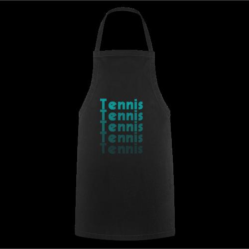 Tennis Vintage Sport - Kochschürze