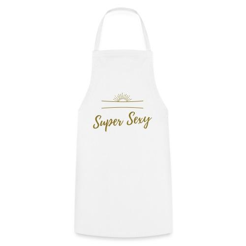 Super Sexy Hair Stylist T-Shirt Gift Idea - Keukenschort