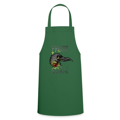 Frost Pipes Crow - Cooking Apron