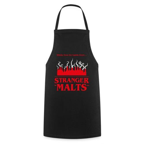 """Malt meets Movie""-Series Part 2: STRANGER MALTS - Kochschürze"