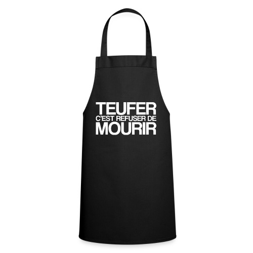 TEUFER - Tablier de cuisine