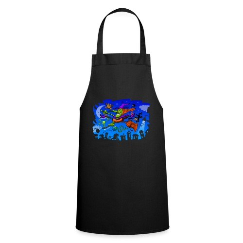 Crazy Witch - Cooking Apron