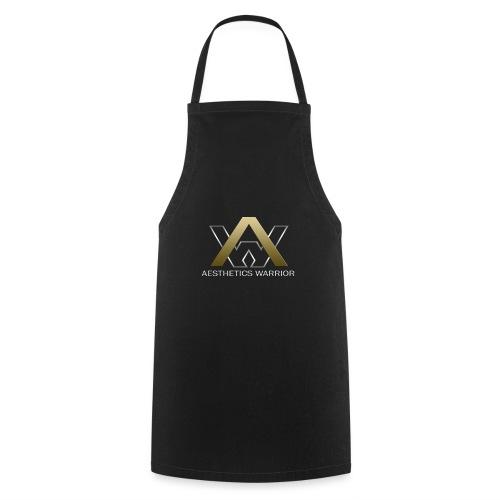 Aesthetics Warrior Fitness Shredded Zyzz Gym Shirt - Cooking Apron