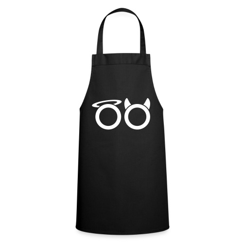 hvit svg - Cooking Apron