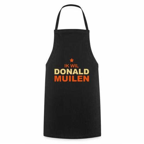 Ik Wil Donald Muilen - Keukenschort