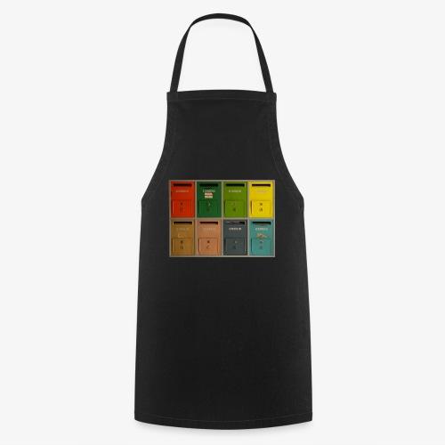 Briefkasten - Kochschürze