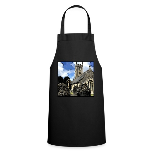 Church - Cooking Apron